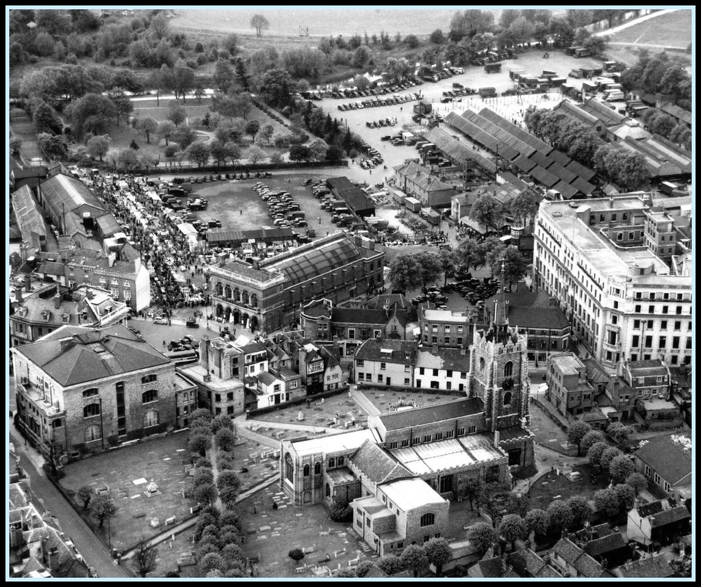 Chelmsford Town Centre C.1950
