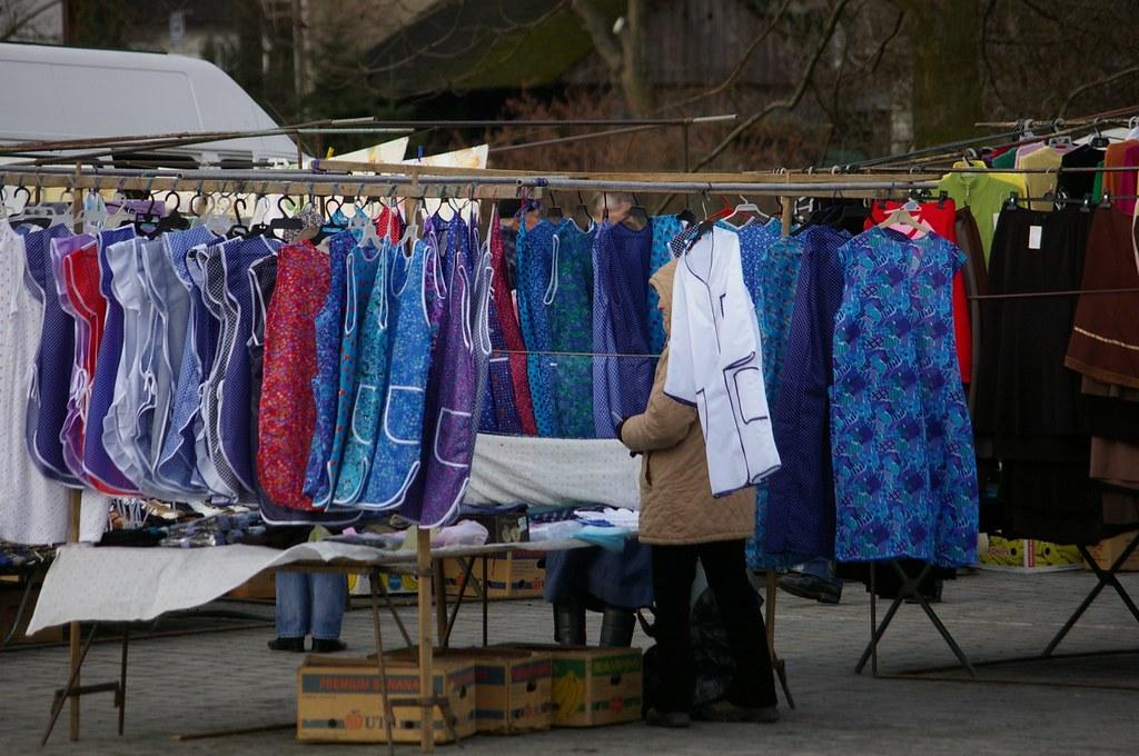 Wiosenna kolekcja mody / Spring fashion collection