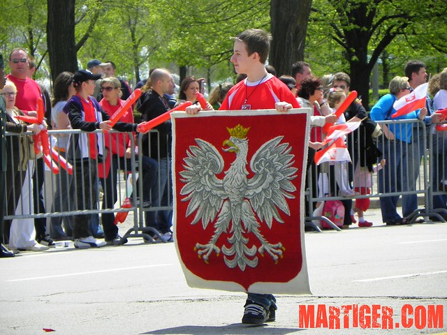 5.2.2009 Parada Konstytucji 3 maja Chicago 2009 (186) m
