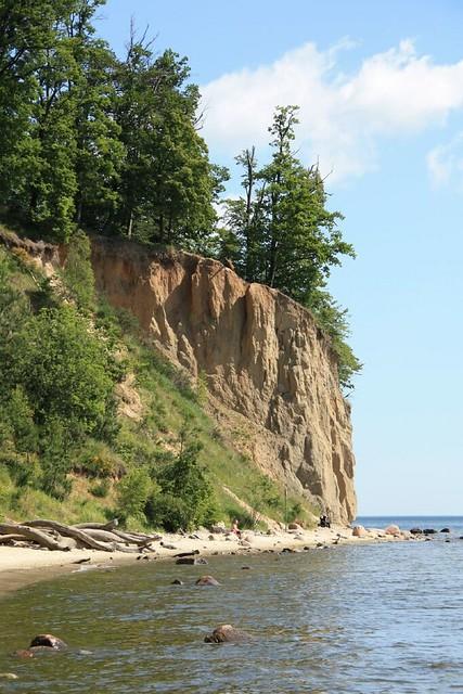Cliff - Gdynia, Pomorze, Poland