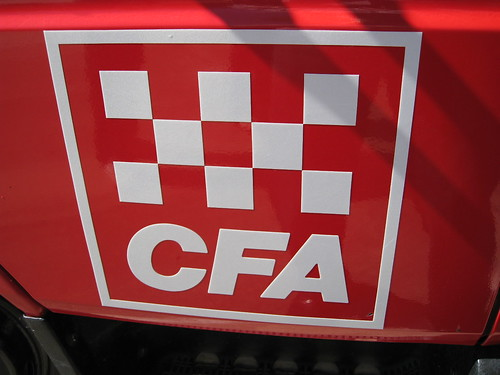 CFA Logo | by Gerard's World