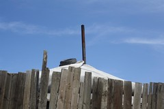 Stovepipe of a Mongolian ger tent   by East Asia & Pacific on the rise - Blog