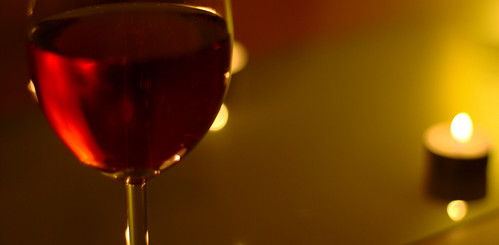 Candle & Wine | by andrewrennie
