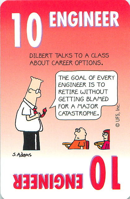 Dilbert Corporate Shuffle Card Game | Mark Anderson | Flickr