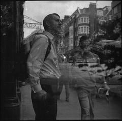 London Double Exposure
