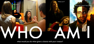 Who Am I poster   by Cuchipinoy Productions