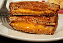 Tomato Soup Grilled Cheese | by Maggie Hoffman