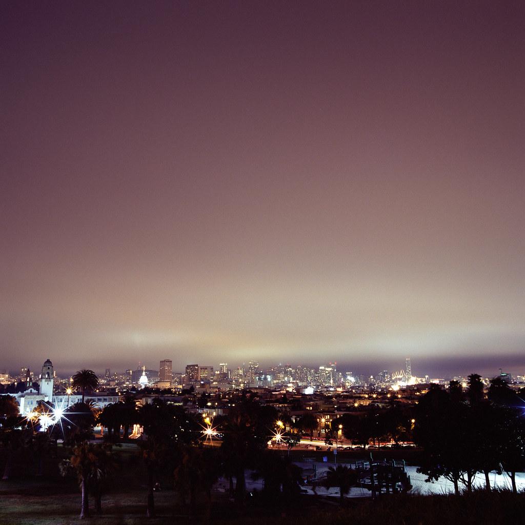 San Francisco by nuzz