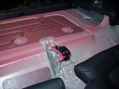 Aspecto despues de limpiar la pintura VW Passat Familiar.