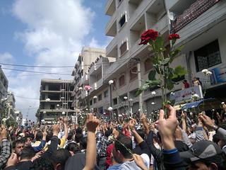 _ Banyas Demos -  / Syria سورية مظاهرات /صور بانياس | by Syria-Frames-Of-Freedom
