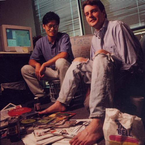 Jerry & David, 1995
