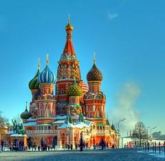 St. Basil's Cathedral / Храм Василия Блаженного | by verygreen