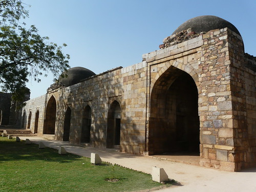 Alauddin's Madrasa | by varunshiv