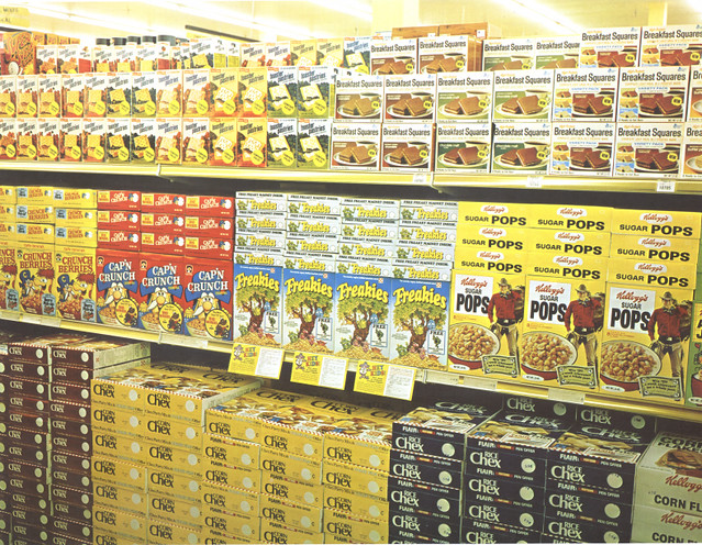 Freakies Cereal Store photo - Press Kit