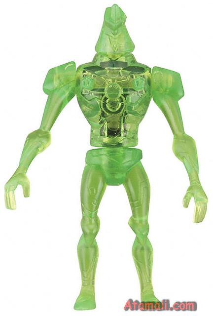 Ben 10 Chromastone Alien Creation Chamber Figure