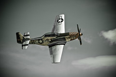 P-51 Mustang | by Aaron Barker
