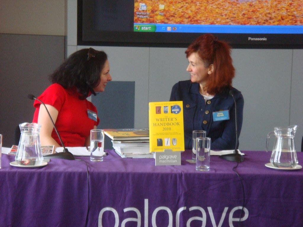 Peggy Vance & Jenny Parrott, Commissioning Editors | Flickr
