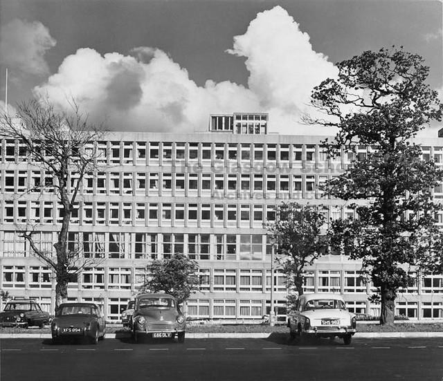 GKC/MHB/2/1/3 Bellshill Maternity Hospital and Nurses' Home - 1962