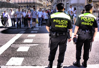 Madrid Policia Municipal | by Two Steps Behind