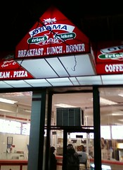 Obama Fried Chicken & Pizza by ronn taylor