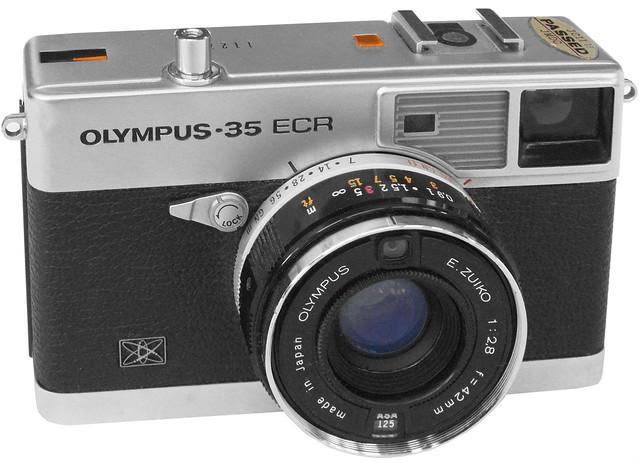 Olympus-35 ECR