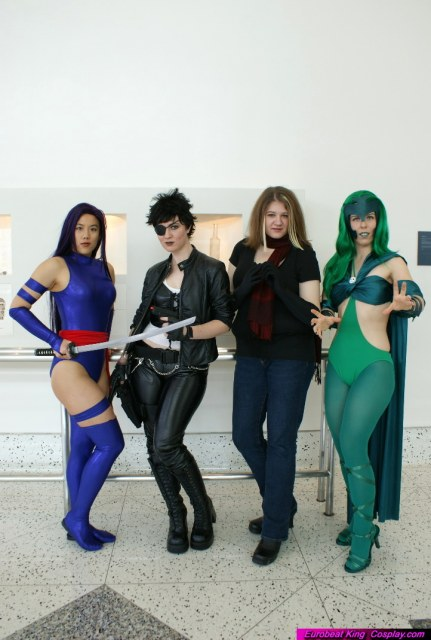 X-Men Ladies | Flickr - Photo Sharing!