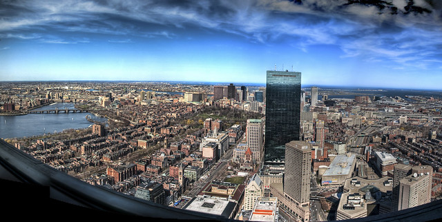 Eye on Boston Down Town