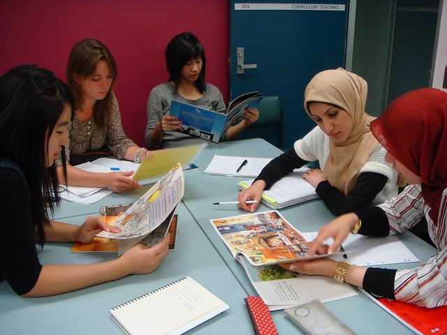 Studying Visual Literacy