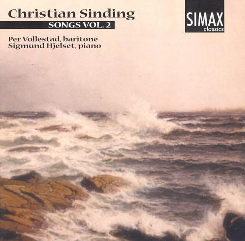 SINDING, C.: Songs, Vol. 2 (Vollestad, Hjelset)