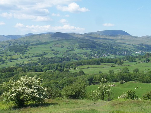 Looking towards Wansfell direction | by cathredfern
