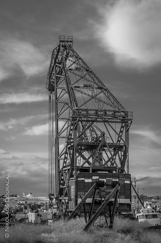 Crane Shipyard Kinosoura