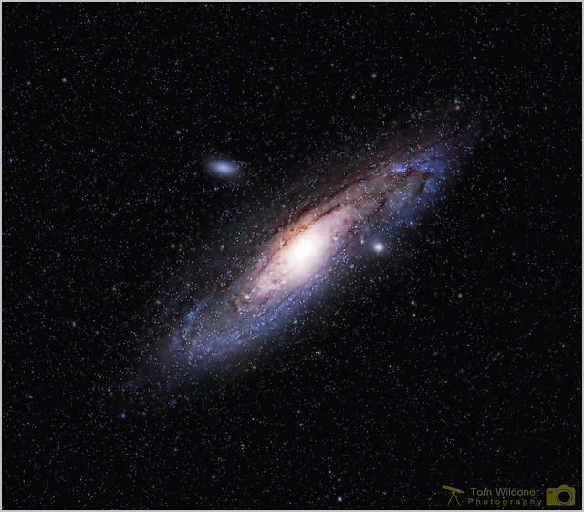 Andromeda Galaxy 4+ Hours