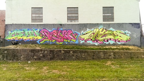 Durham Graffiti 07/27/2015 | by BrianR