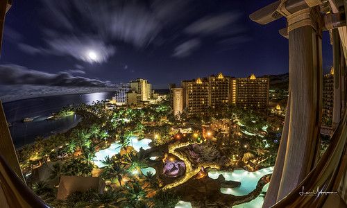 Disney's Aulani from the 12th Flr Ewa Tower | by JUNEAU BISCUITS