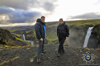 Haifoss, Islandia. | by evamundo.viajes