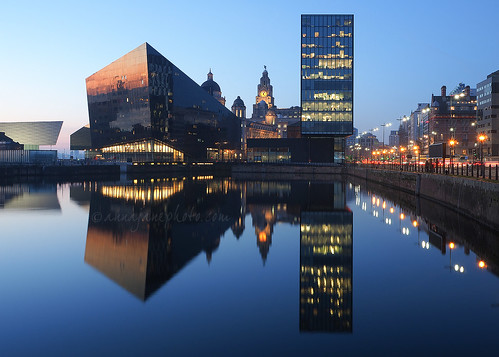 Canning Dock Reflections | by .annajane