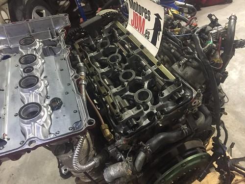 Sr20det 1jz turbo MAF z32 sard injectors 555 full swap | by MotoresJDM.es
