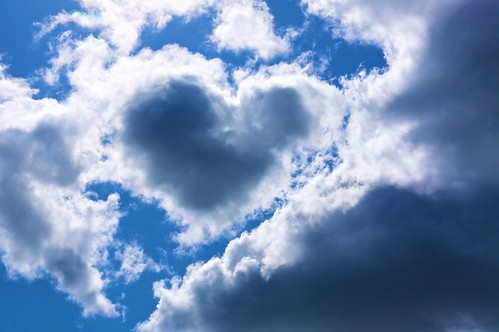 sky cloud love heart affection sweet valentine romance amour soul passion sweetheart lover shape adore valentinesday spontaneous anawesomeshot lovely~lovelyphoto
