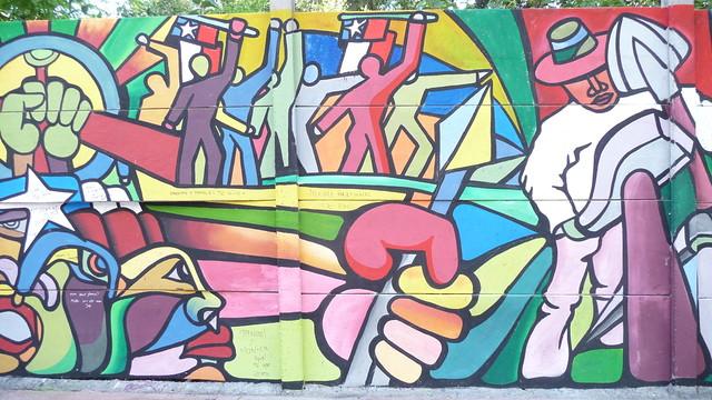 Mural Brp Santiago De Chile Thomas R Flickr