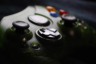 xbox controller. | by Adam.James