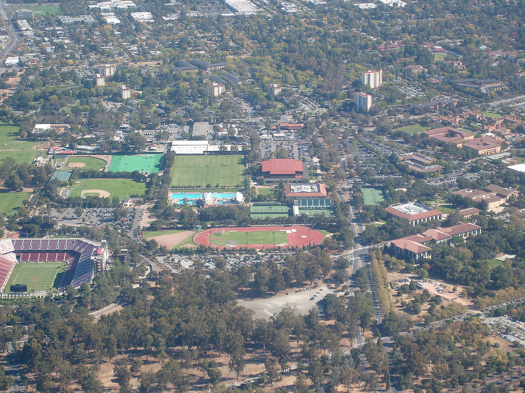 Stanford Athletic Fields