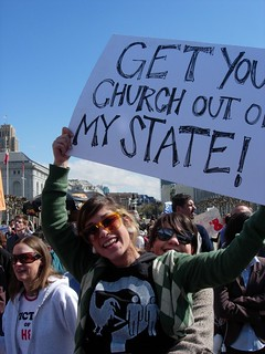 Your church and my state | by Jamison Wieser