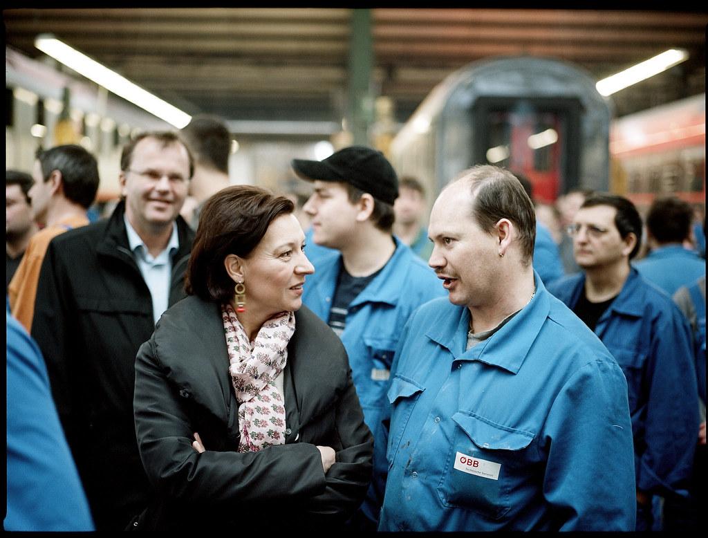 11.03.2009 - 100 Tage Regierung Faymann