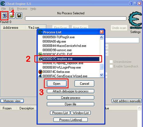 Cheat engine 5. 5 free download.