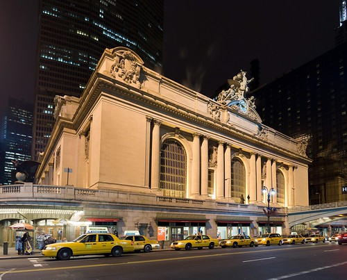 Grand Central Station at night - New York City, New York | by Trodel