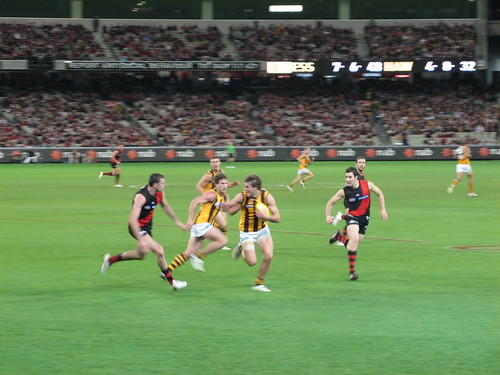 Aussie Rules at the MCG. | by smjbk
