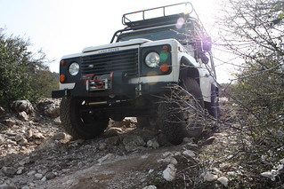 Land Rover Off-Roading   by MarkDoliner