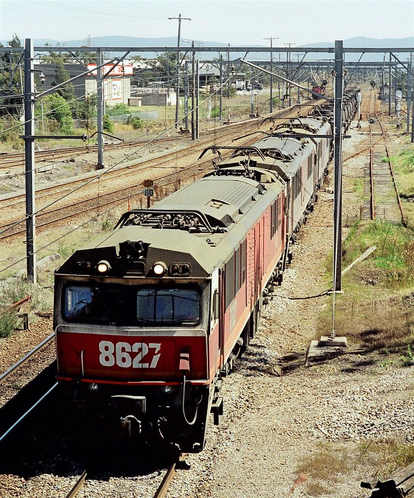 030-29 1990-09-25 8627 86xx and 8604 at Sulphide Junction by David Johnson
