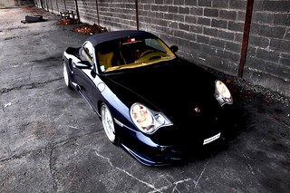 Porsche Boxster 986 Gt1 - Only one model on world