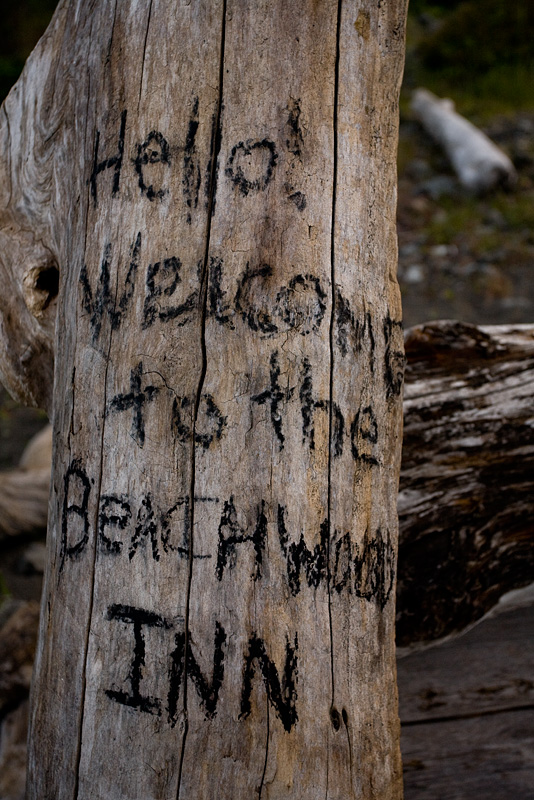 Welcome Sign by AlwaysJanuary (Randy)